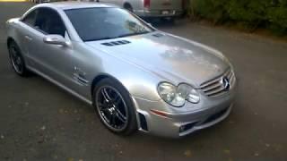Mercedes Benz SL 65 AMG 2008 Videos