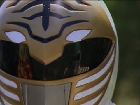 "Green Ranger vs White Ranger | Mighty Morphin Power Rangers ""Return of the Green Ranger"" Episode"