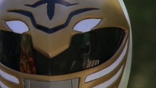 Green Ranger vs White Ranger | Mighty Morphin Power Rangers
