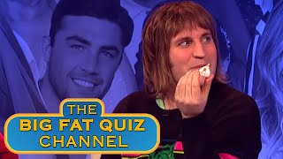 Noel's On Bake-off MOTHER F*****RS | Big Fat Quiz Of The Year 2018