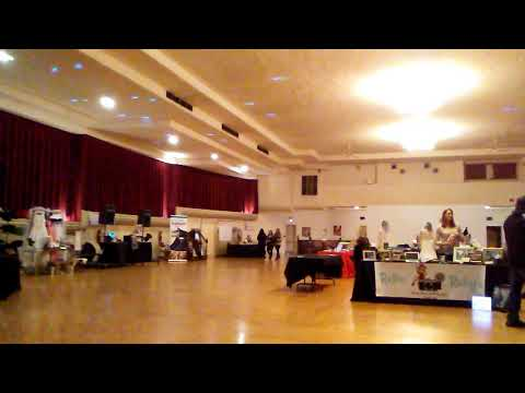Bridal show at the oneida kallet (annual event)