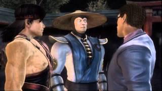 Прохождение Mortal Kombat (перевод  BOPOH & Tauriel) Ч. 1 — Johnny Cage