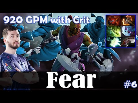 Fear - Anti-Mage Safelane | 920 GPM with Crit (Chen) | Dota 2 Pro MMR Gameplay #6 thumbnail