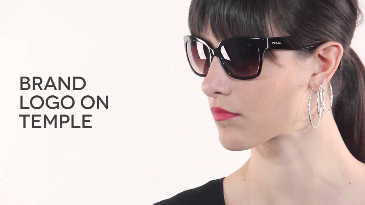 a1caa36a2d1f Prada PR07PS 2AU6S1 Sunglasses Review