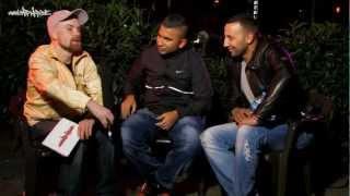 Toxik trifft - Sadiq & Dú Maroc Classics: Bushido, Azad, Booba, Soprano, Rim