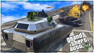 DEN NYE TANK! ($4,000,000) GTA V ONLINE: DANSK!