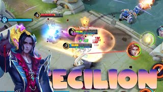 Top Global Cecilion Epic Rankl Epic Rank Gameplay | Road to Top Global Ranking