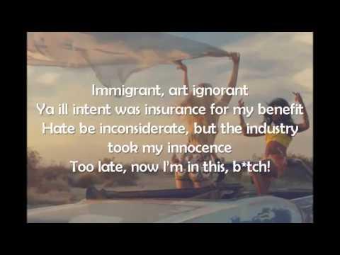 Iggy Azalea - Work (Explicit) [Lyrics]