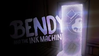 NEW SECRET HIDDEN ROOMS!!- Bendy and The Ink Machine (Game / Gameplay) Chapter 2 - Pt 3