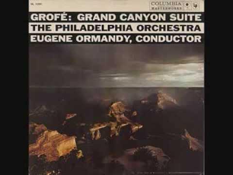 (1957)Ferde Grofe: Grand Canyon Suite Eugene Ormandy & The Philadelphia Orchestra
