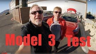 Tesla Model 3 Testfahrt, erste Mängel / Verbesserungen  T&T Tesla  Trip Teil 5