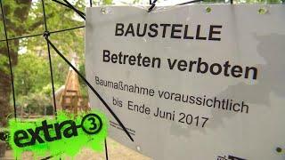 Realer Irrsinn: Berliner Spielplatz-Irrsinn