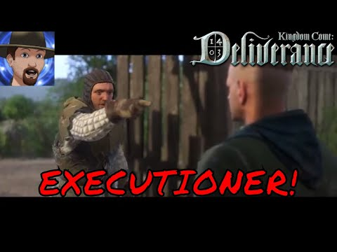 HENRY AND THE EXECUTIONERS RING! - The Good Thief series #1- Kingdom Come Deliverance