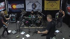 Metallica Tuning Room VANCOUVER AUG 14 2017 [Full Set]