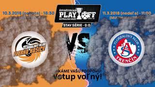 Florko vs. AS Trenčín | Playy-off upútavka