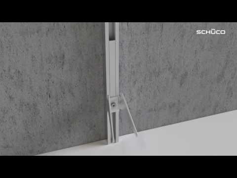 Montagevideo Schüco C- und Z-Lamellen ALB