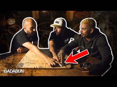 Jugamos a la Ouija en un rancho abandonado