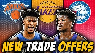 NEW Trade Offers For Jimmy Butler