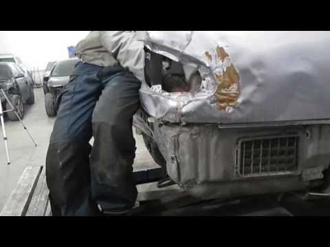 Кузовной ремонт в Армении