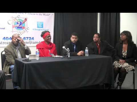 care 2 share-interview with john sanders, barbara smith, jerome fitts, david & myesha good