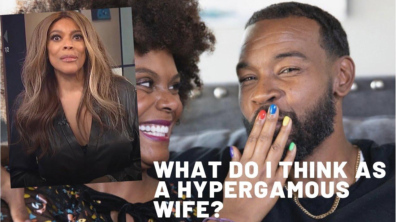 UNPOPULAR OPINION TABITHA BROWN RETIRES HER HUSBAND?!