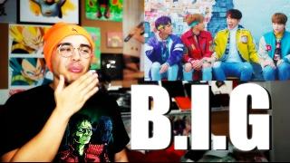 B.I.G - 1.2.3 MV Reaction [YO CHECK THEM OUT]