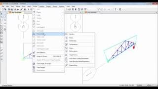 SAP2000-Ex 3.5 Determine the internal force  of the roof truss