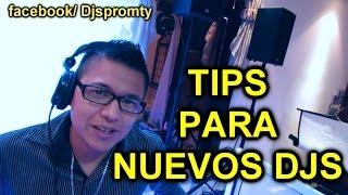 CONSEJOS PARA NUEVOS DJS  -  VIRTUAL DJ + LAPTOP + MIXER