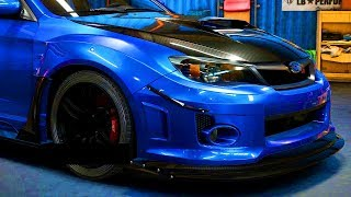SUBARU WRX BUILD - Need for Speed: Payback - Part 72