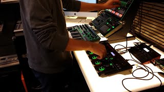 Roland AIRA & BOSS RC-505 - quick look