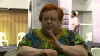Sally Gross, Founder and Director of Intersex South Africa