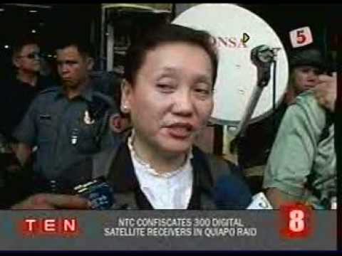 TV5( Satellite Receiver Raid)