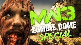Repeat youtube video MW3 ZOMBIE DOME - 1 HOUR SPECIAL ★ Call of Duty Zombies Mod (Zombie Games)