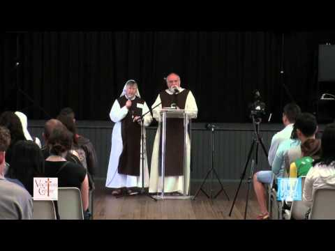 Fr Jacques Philippe iWitness Conference 2014