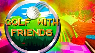 NEW CANDYLAND MAP! (Golf with your Friends!)