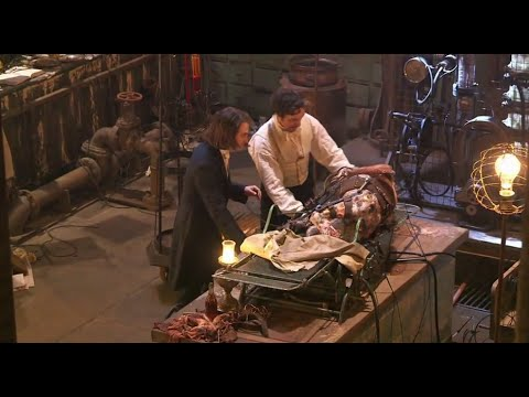 Victor Frankenstein: Behind the Scenes Movie Broll - Daniel Radcliffe, James McAvoy