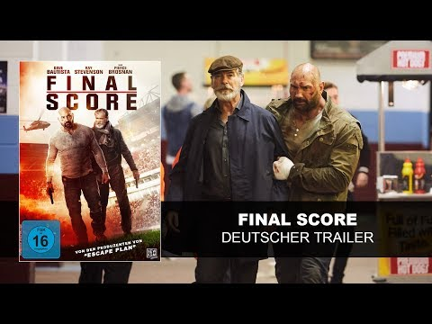 Final Score (Deutscher Trailer) | Dave Bautista, Pierce Brosnan, | HD | KSM