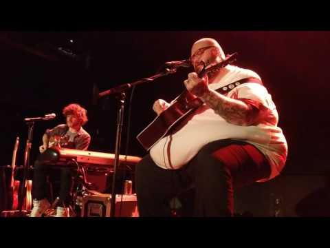 John Moreland - God's Medicine - Bowery Ballroom 6.7.17