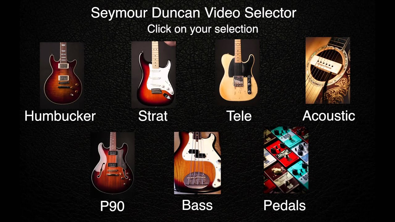 Video Pickup Selector - YouTube