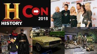 History Con Manila 2018 Highlights