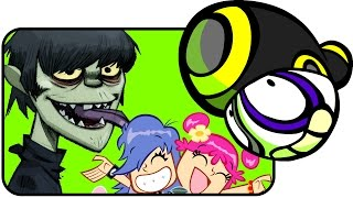 Top 10 ANIMATED BANDS / Musicians [RebelTaxi] Thumbnail