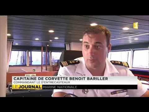 Le D'Entrecasteaux en transit à Papeete