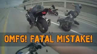 ANIMALS ATTACKS MOTORCYCLIST AND BRUTAL MOTORCYCLE CRASH MOTO ACCIDENT