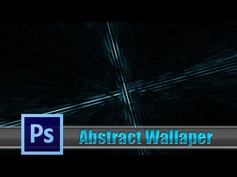Photoshop tutorial abstract wallpaper erstellen german youtube - Wallpaper erstellen ...
