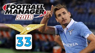 ARRIVA IL DERBY [#33] FOOTBALL MANAGER 2018 Gameplay ITA