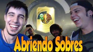 ABRIENDO SOBRES 2 en FIFA15