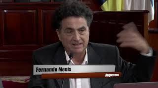 Presentación del proyecto de ampliación del Cementerio de San Agustín (El Mocán), Los Realejos