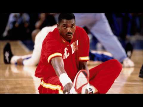 "WHEN HAKEEM ""THE DREAM"" OLAJUWON RULED THE WORLD"
