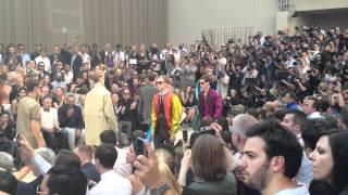 Burberry Prorsum Man Fashion Show SS 2013kk   Milano, june 2012 Thumbnail