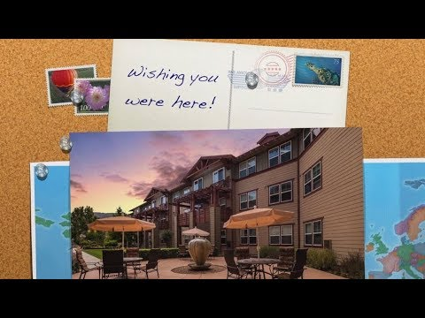 Merrill Gardens at Gilroy Senior Living Video Postcard YouTube